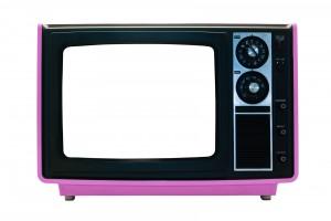 Pink Retro TV