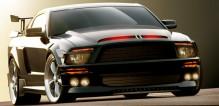 2008 Shelby GT500KR aka KITT sponsored by Ford