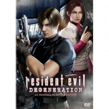 Resident Evil : Degeneration Cover