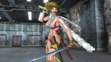 Onechanbara: Bikini Zombie Slayers Screenshot 01