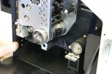Photo-Sonics 35MM-4EL - Film ist eingelegt (1870er BH-Performation)