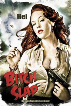 BitchSlap poster 03 Kritik   Bitch Slap