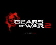 Gears of War 2 Logo